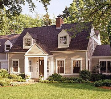 The cape cod cottage america 39 s fairytale home - Cape cod style homes ...