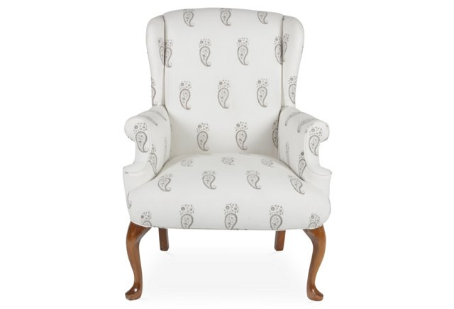 Wingback after