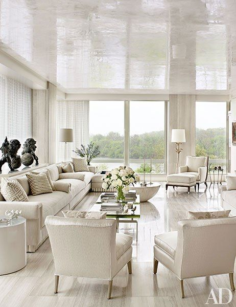white living room 3