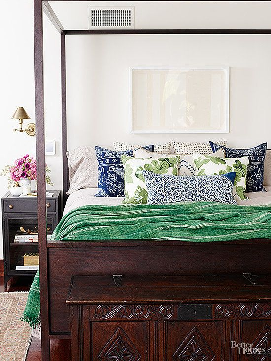 Star style - How to choose bedroom colors enjoy the look and the mood ...