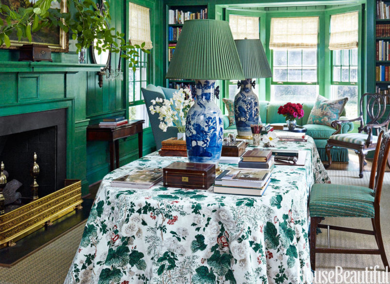 Café Design | In Full Bloom- Chintz Goodness