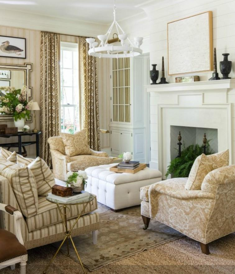 café Design | 2016 Southern Living Idea House