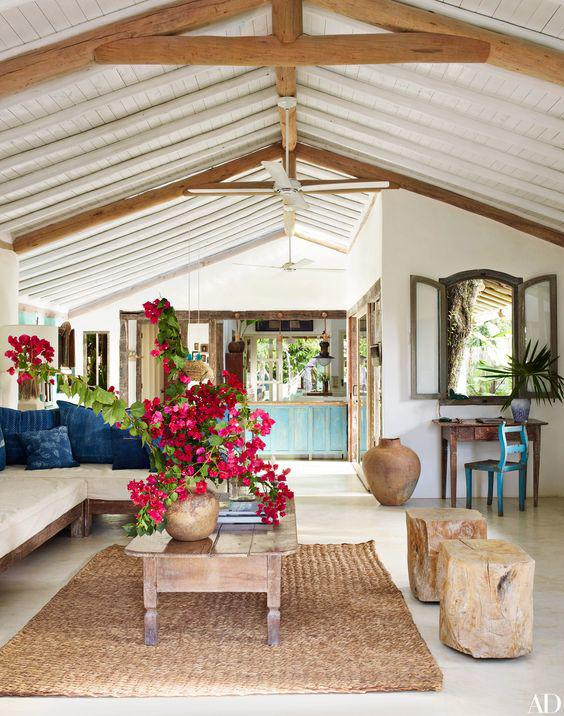 Cafe Design | Anderson Cooper's Vacation Home
