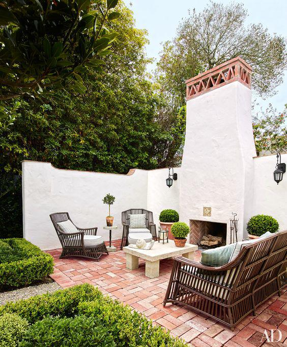 Cafe Design | Style Guide - Spanish Colonial Revival