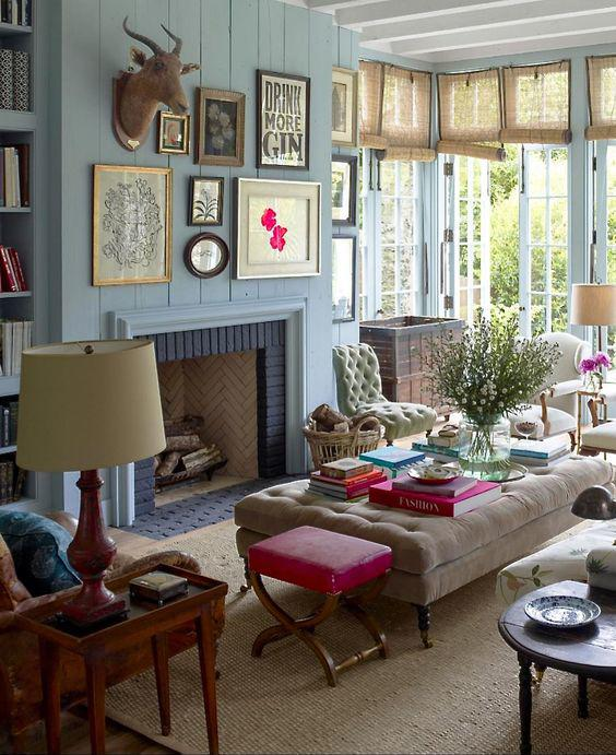 16 Stunning French Style Living Room Ideas: The Most Beautiful Rooms Of 2016