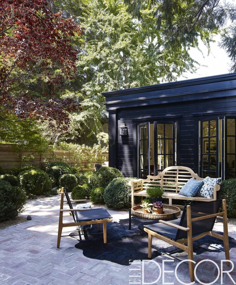 Home Design Backyard Ideas: The Oakland Home Of Patrick Printy