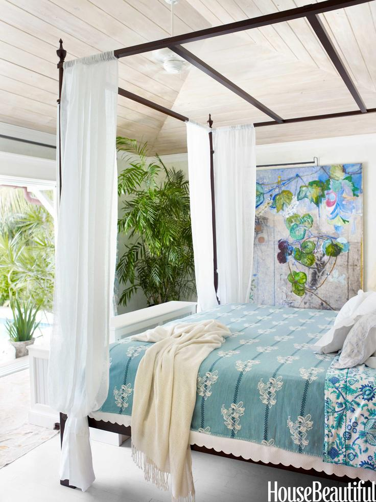 palm beach master bedroom