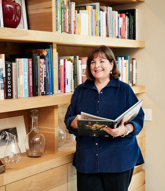 Ina 39 s new show and new library - Best ina garten cookbook ...