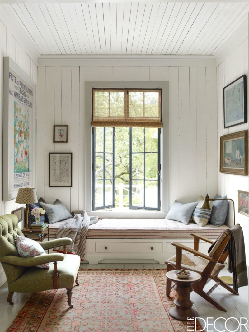 Reading Room Design Ideas: California Cool