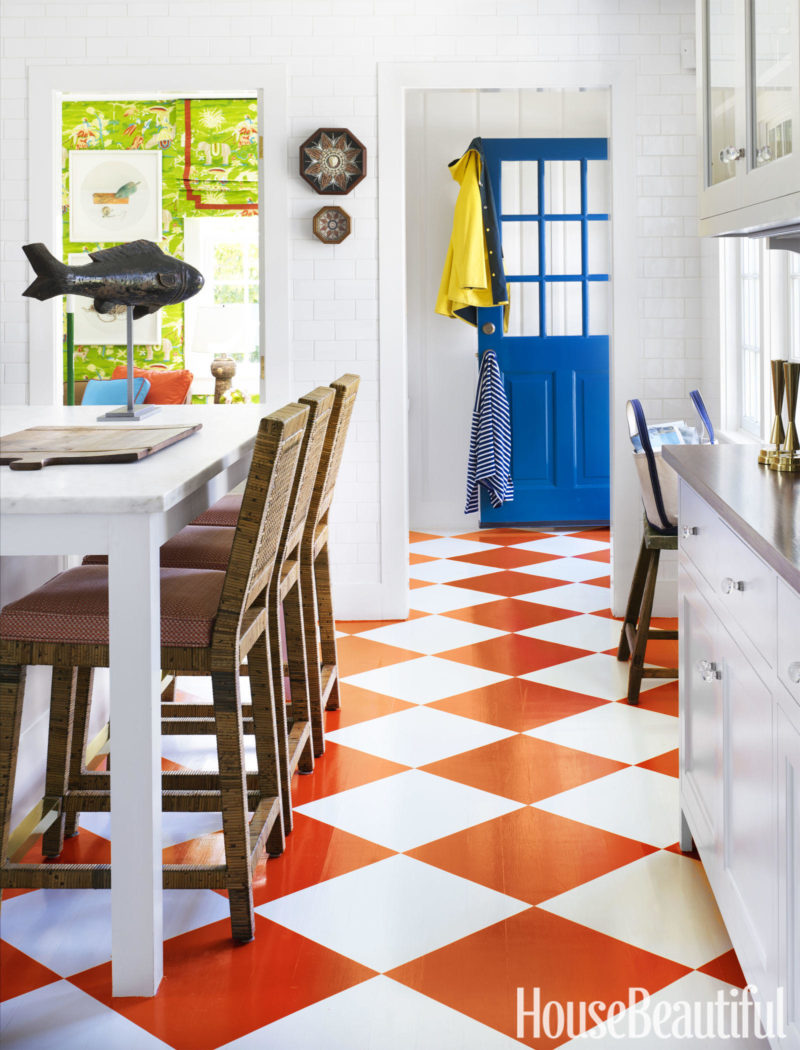 Cafe Design | Nantucket Beach House Kitchen