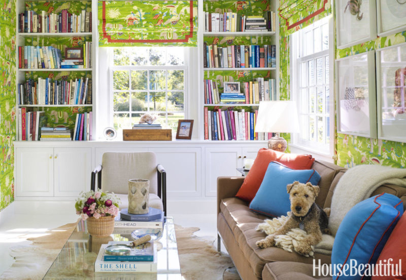 Cafe Design | Nantucket Beach House - Library