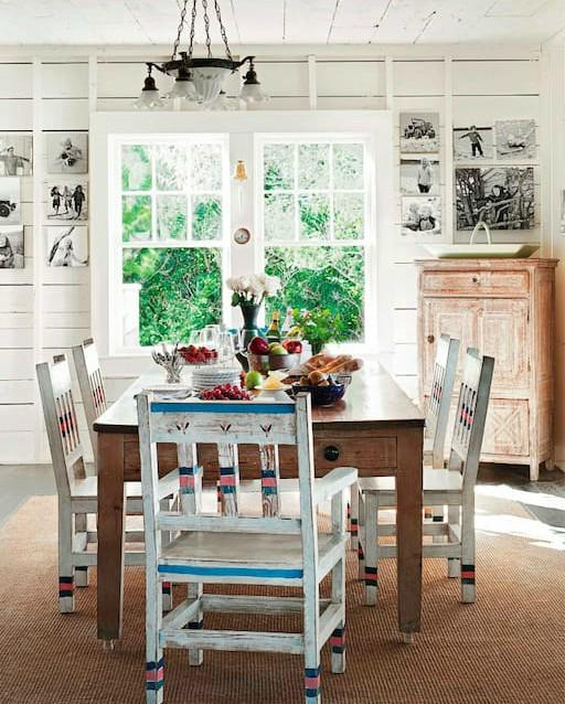 Cafe Design | Cottage by the Sea | Dining Room