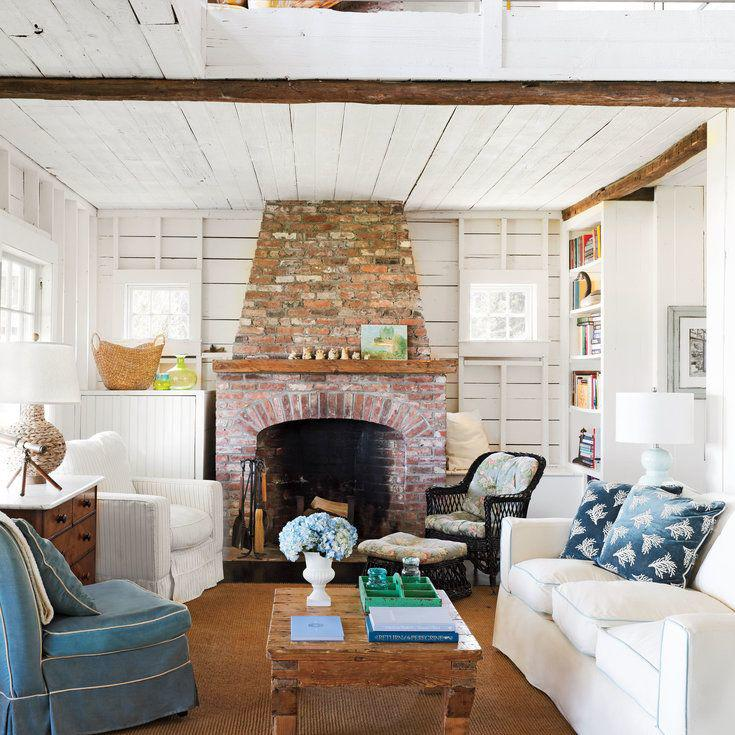 Cafe Design | Cottage by the Sea | Living Room