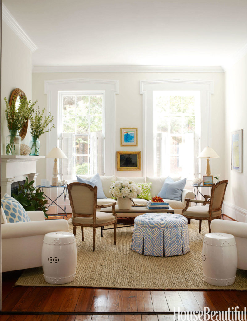 Cafe Design | Savannah Row House | Living Room