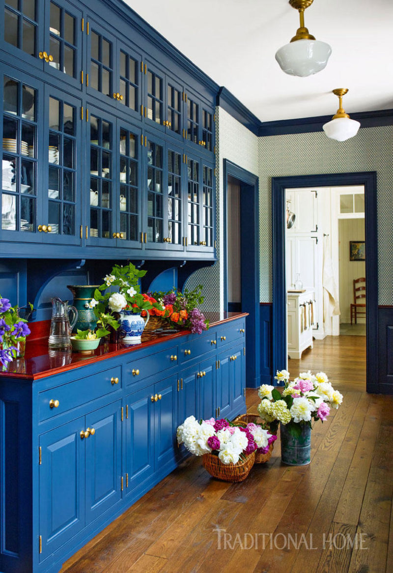 Cafe Design | Gil Schafer Butler's Pantry