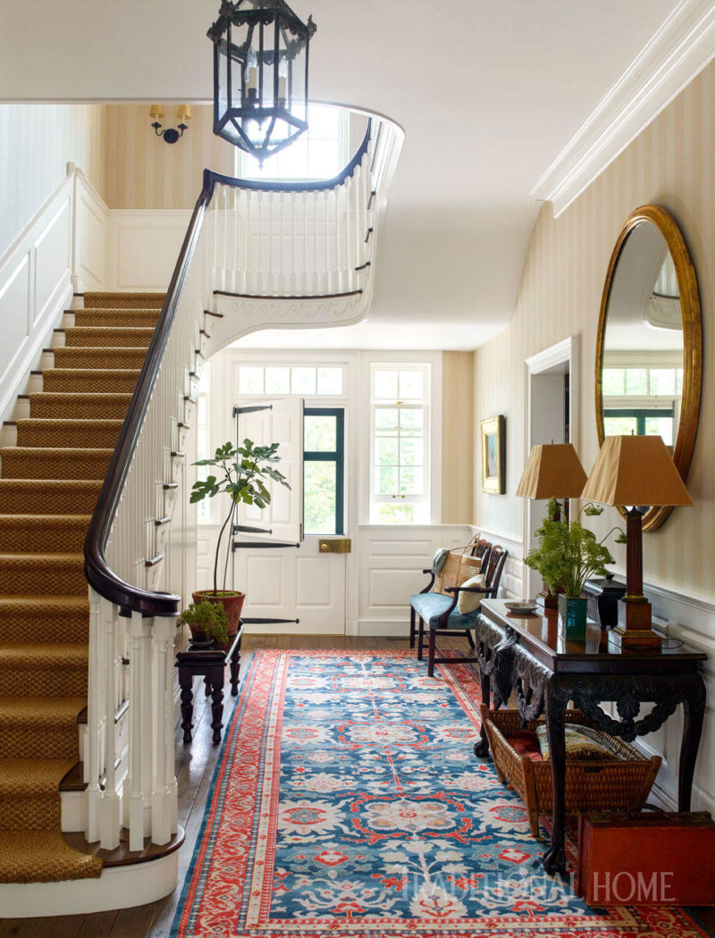 a dutch colonial home tour - %