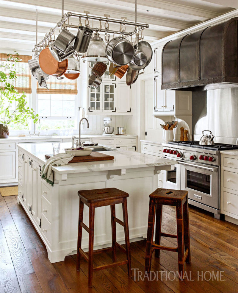 Cafe Design | Gil Schafer Kitchen