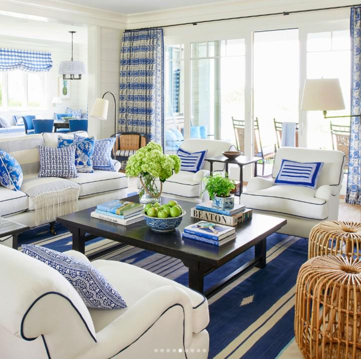Coastal Living | Living Room