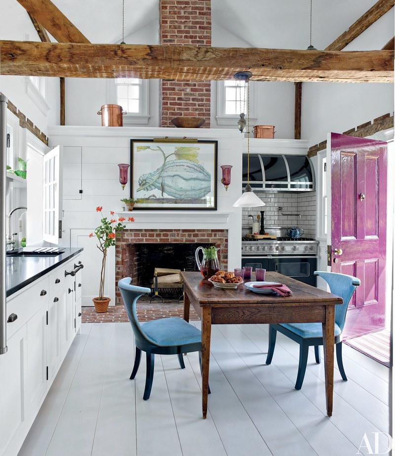 Cafe Design | The Magic of Clove Brook Farm | Kitchen