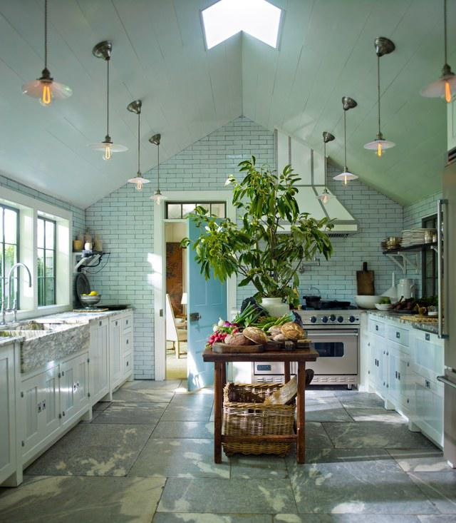 Designer Steven Gambrel S 8 Favorite Kitchen Designs: Countertops 101: Butcher Blocks
