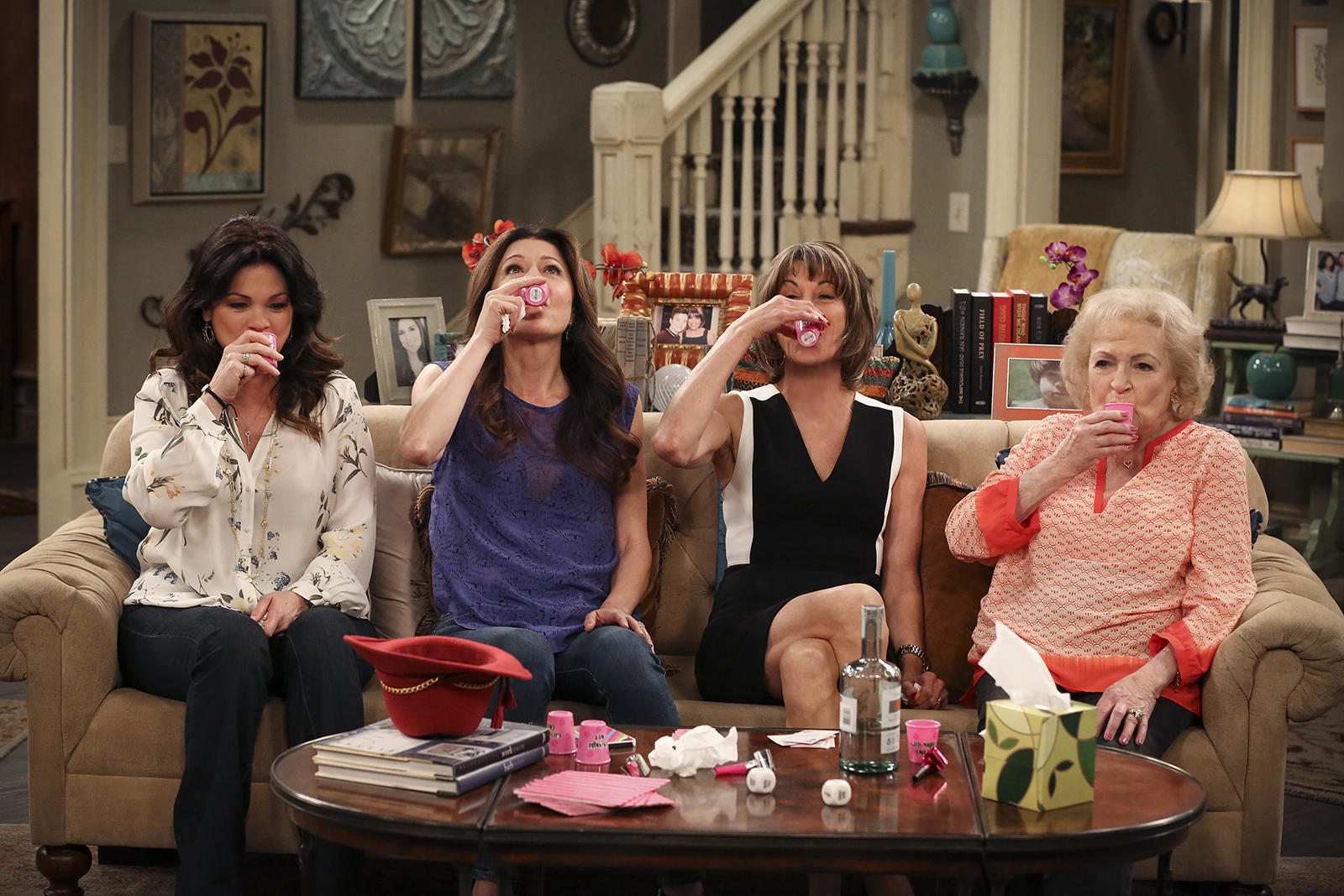 Hot in Cleveland 11