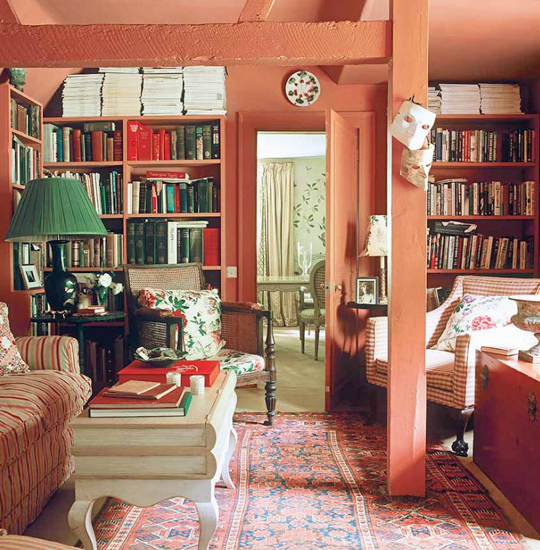 The Library At King Henry S Hunting Lodge